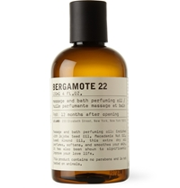 Le Labo Bergamote 22 Body Oil 120Ml White