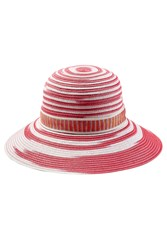 Missoni Mare Straw Hat Pink
