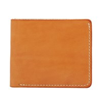 Red Wing Shoes Classic Billfold Wallet Brown