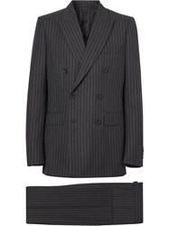 Burberry English Fit Pinstripe Suit 60
