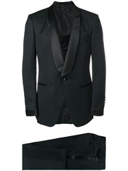 Tom Ford Two Piece Formal Suit Black