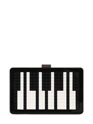 Les Petits Joueurs Andy Piano Perspex Clutch