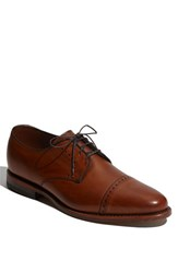 Men's Allen Edmonds 'Clifton' Blucher Walnut