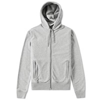 Acne Studios Johna Zip Hoody Grey