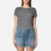 A.P.C. Women's Lilo T Shirt Dark Navy