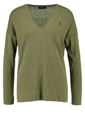 Polo Ralph Lauren Jumper Military Green
