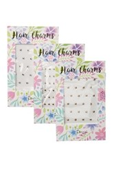 Berry Hair Charms Pack Of 3 Multi