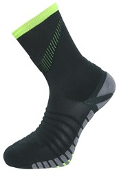 Nike Performance Strike Cr7 Sports Socks Seaweed Volt Oliv