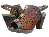 Spring Step Belen Navy Women's Sandals