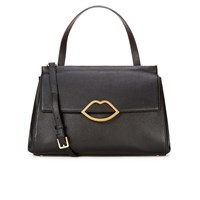 Lulu Guinness Women's Gertie Large Tote Bag Black