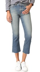 Baldwin Denim Maxwell Cropped Jeans Traction