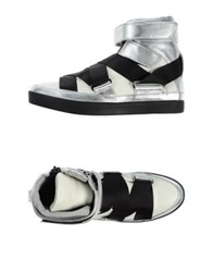 United Nude High Tops And Trainers Ivory