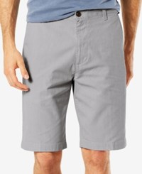 Dockers Men's Perfect Shorts Open Grey