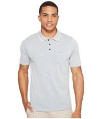 Hurley Dri Fit Lagos Polo Oatmeal Men's Clothing Brown