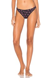 Only Hearts Club Cherry Bomb Bikini Navy