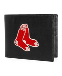 Rico Industries Boston Red Sox Bifold Wallet Black
