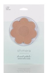 Shimera Breast Petals Pack Of 2 Beige