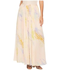 Free People True To You Maxi Skirt Ivory Women's Skirt White