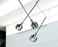 Leucos Beamer 17S R Suspension Light
