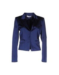 Compagnia Italiana Suits And Jackets Blazers Women Blue