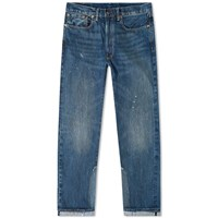 Levi's Vintage Clothing 551Z Customised Blue