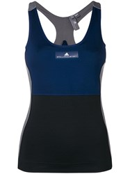Adidas By Stella Mccartney Logo Tank Top Blue