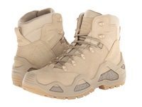 Lowa Z 6S Desert Men's Shoes Beige
