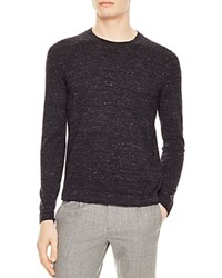 Sandro Cal Sweater Charcoal Gray