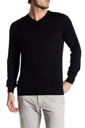 Peter Millar V Neck Sweater Black