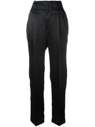 Golden Goose Deluxe Brand Sally Trousers Black