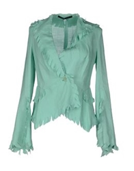Ungaro Fever Blazers Light Green