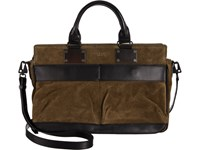 Rag And Bone Women's Suede Medium Pilot Bag No Color