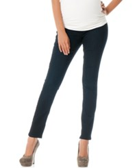 Motherhood Maternity Skinny Jeans Dark Wash