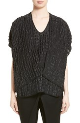 Zero Maria Cornejo Women's Mini Gaban Cloque Shrug