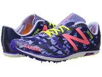 New Balance Xcs700 V4 Purple Pink Women's Running Shoes