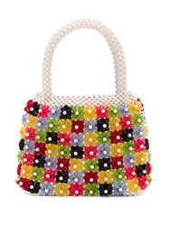 Shrimps Avery Beaded Tote 60