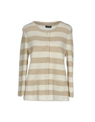 Anne Claire Anneclaire Cardigans Beige