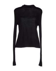 Malloni Turtlenecks Black