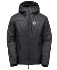 Black Diamond Stance Belay Parka From Eastern Mountain Sports Black