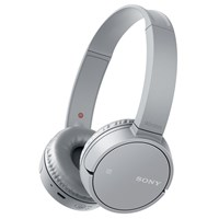 Sony Wh Ch500 Bluetooth Nfc Wireless On Ear Headphones With Mic Remote Grey