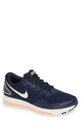 Nike Zoom All Out Low 2 Running Shoe Obsidian Sail Black
