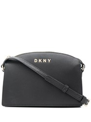 Dkny Minimal Cross Body Bag Black
