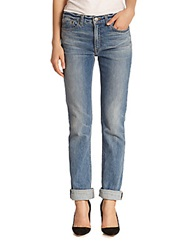 Marc By Marc Jacobs Drainpipe Straight Leg Jeans Let Me Down