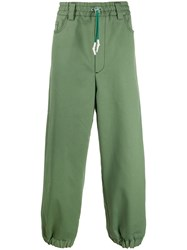 Sunnei Elasticated Loose Fit Trousers 60