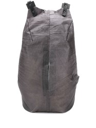 Isaac Sellam Experience Inaccessible Backpack Black