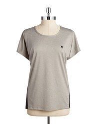 Y.A.S Performance Top Light Grey