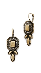 Samantha Wills Champagne At Twilight Earrings Gold