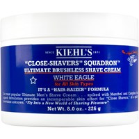 Kiehl's Close Shavers' Squadron Ultimate Brushless Shave Cream White Eagle