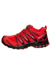 Salomon Xa Pro 3D Gtx Trail Running Shoes Fiery Red Black Red Dalhia