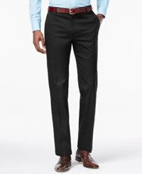 Inc International Concepts Men's Collins Slim Fit Pants Only At Macy's Deep Black
